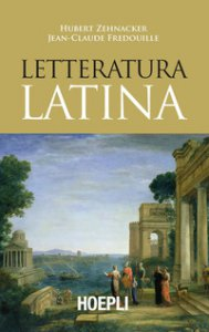 Copertina di 'Letteratura latina'