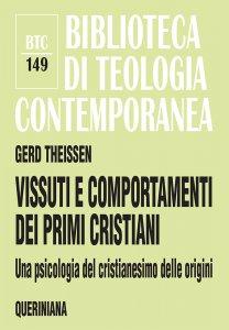 Copertina di 'Vissuti e comportamenti dei primi cristiani'