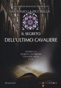 Copertina di 'Il segreto dell'ultimo cavaliere. Federico II. Segreti e misteri dei Cavalieri della Luce'