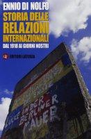 Storia delle relazioni internazionali - Ennio Di Nolfo