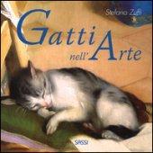 I gatti nell'arte. Ediz. a colori - Zuffi Stefano