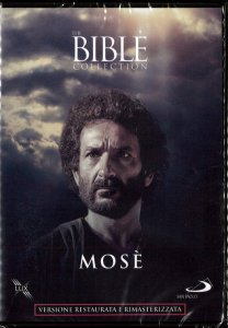 Copertina di 'Mosè - The Bible Collection'