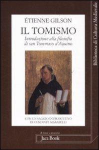 Copertina di 'Il tomismo'