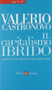 Copertina di 'Il capitalismo ibrido'