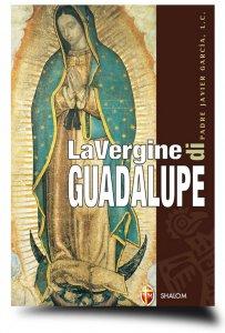 Copertina di 'La vergine di Guadalupe'