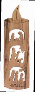 Copertina di 'Presepe ornamentale con Sacra Famiglia, Magi e pastore'