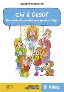Copertina di 'Chi è Gesù?'