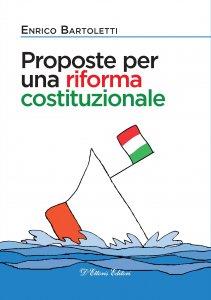 Copertina di 'Proposte per una riforma costituzionale'