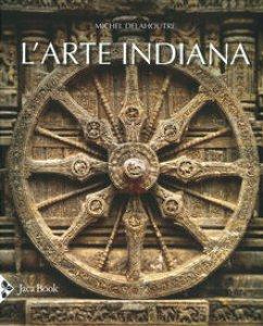 Copertina di 'L'arte indiana'