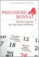Preghiere bonsai - Guglielmoni Luigi, Negri Fausto