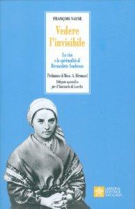 Copertina di 'Vedere l'invisibile'