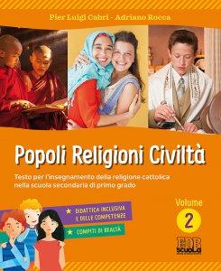 Copertina di 'Popoli, religioni, civiltà,  vol. 2'