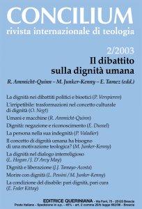 Concilium - 2003/2