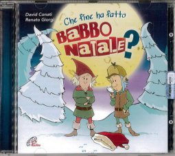 Copertina di 'Che fine ha fatto Babbo Natale?'