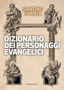 Copertina di 'Dizionario dei personaggi evangelici'