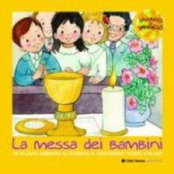 Copertina di 'Messa dei bambini. CD-ROM'