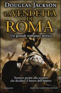 Copertina di 'La vendetta di Roma'