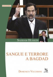 Copertina di 'Saddam Hussein. Sangue e terrore a Bagdad'