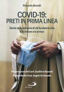 Copertina di 'Covid-19: preti in prima linea'