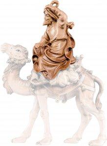 Copertina di 'Cammelliere seduto H.K. - Demetz - Deur - Statua in legno dipinta a mano. Altezza pari a 11 cm.'