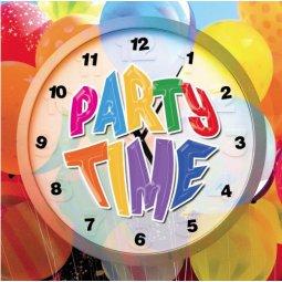 Copertina di 'Party time. Canzoni per fare festa. CD'