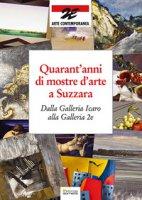 Quarant'anni di mostre d'arte a Suzzara. Dalla Galleria Icaro alla Galleria 2e