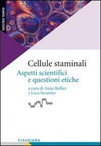 Copertina di 'Cellule staminali'