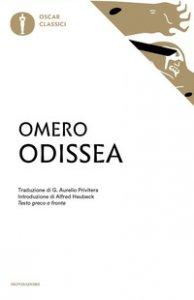 Copertina di 'Odissea'