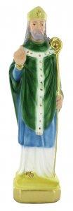 Copertina di 'Statua San Patrizio / St. Patrick in gesso dipinta a mano - 15 cm'
