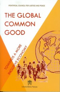 Copertina di 'The Global common good'