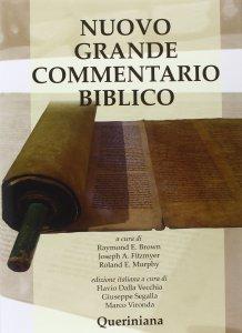 Copertina di 'Nuovo grande commentario biblico'