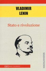 Copertina di 'Stato e rivoluzione'