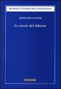 Copertina di 'Storie del diluvio'