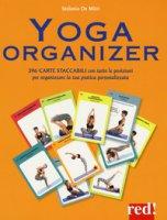 Yoga organizer. Ediz. a colori. Con 396 Carte - De Mitri Stefania