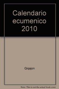 Copertina di 'Calendario ecumenico 2010'