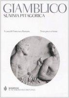 Summa pitagorica. Testo greco a fronte. Ediz. integrale - Giamblico