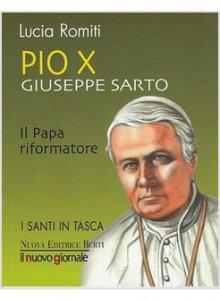 Copertina di 'Pio X Giuseppe Sarto'