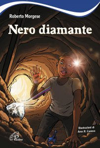 Copertina di 'Nero diamante'