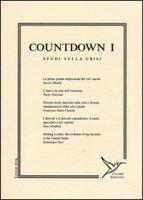 Countdown. Studi sulla crisi