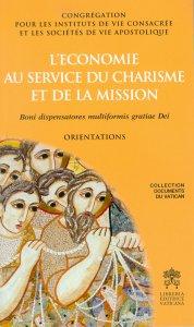 Copertina di 'L'economie au service du charisme et de la mission'