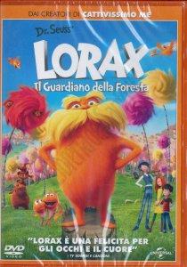 Copertina di 'Lorax il guardiano della foresta. DVD'