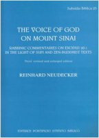The voice of God on mount Sinai. Rabbinic commentaries on exodus 20:1 in the light of Sufi and Zen-Buddhist - Neudecker Reinhard