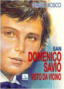 Copertina di 'San Domenico Savio visto da vicino'