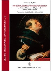 Copertina di 'Contemplazione e conoscenza mistica'