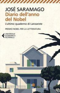 Copertina di 'Diario dell'anno del Nobel. L'ultimo quaderno di Lanzarote'