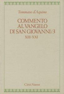 Copertina di 'Commento al Vangelo di san Giovanni [vol_5.3] / Capp. XIII-XXI'
