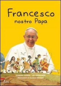 Copertina di 'Francesco nostro Papa'