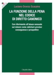 Copertina di 'La funzione della pena nel Codice di diritto canonico'