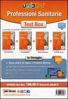 Test box professioni sanitarie: Manuale di teoria-Eserciziario commentato-Prove di verifica-10.000 quiz. Con aggiornamento online