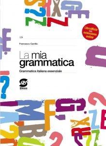 Copertina di 'La mia grammatica'